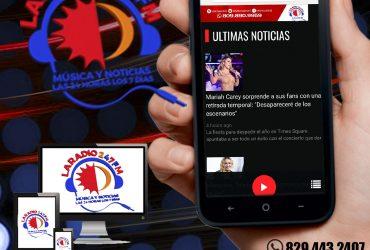 Para escuchar la mejor musica y la que te gusta solo entra y dale click www.laradio247f.com  tu emisora