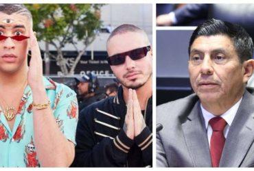 Podrían prohibir el reggaetón en México por propuesta del Senado.
